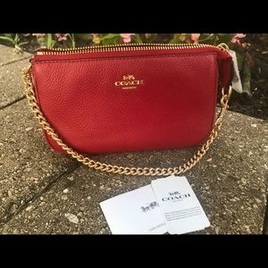 Coach bag. New with a tag